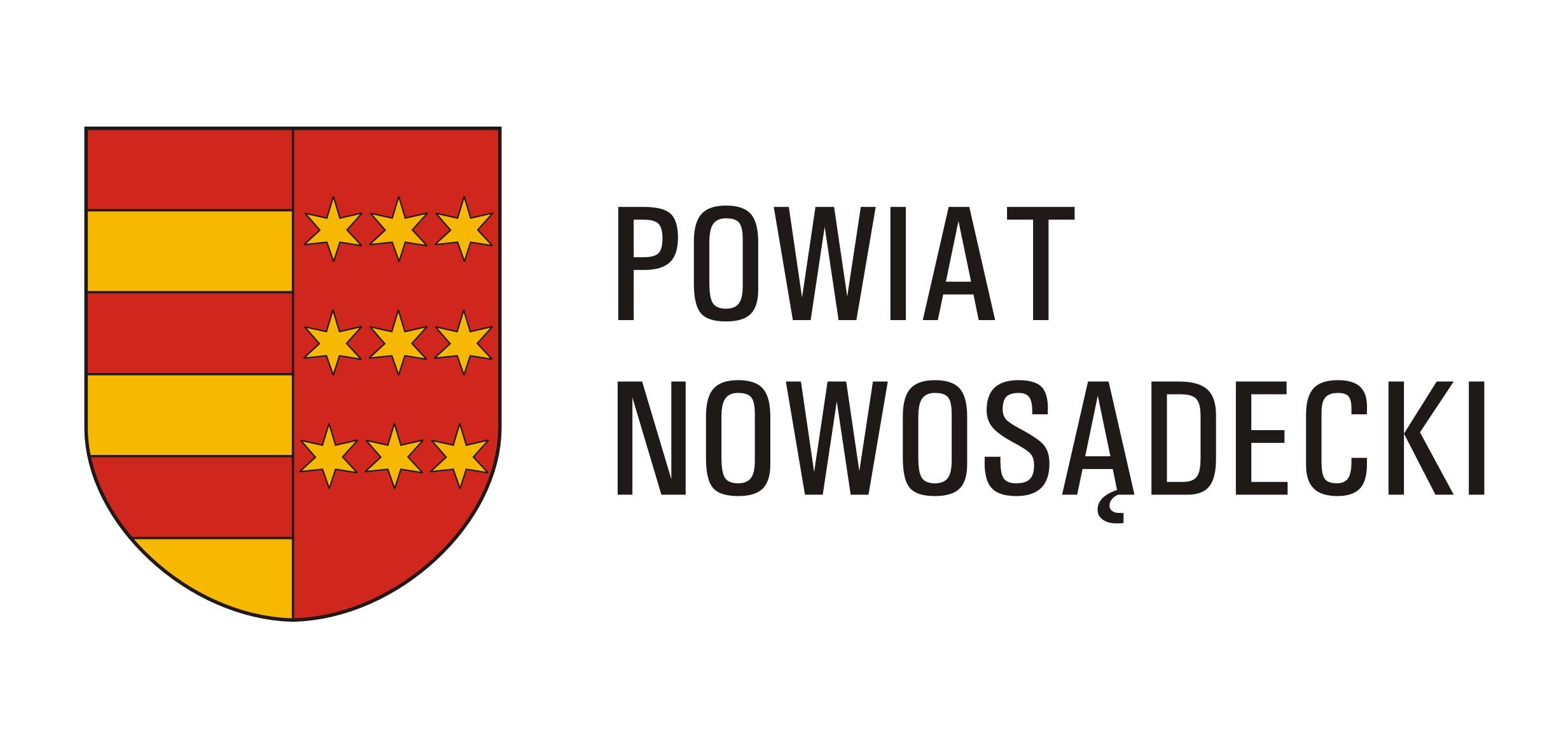 Znalezione obrazy dla zapytania powiat nowosądecki logo